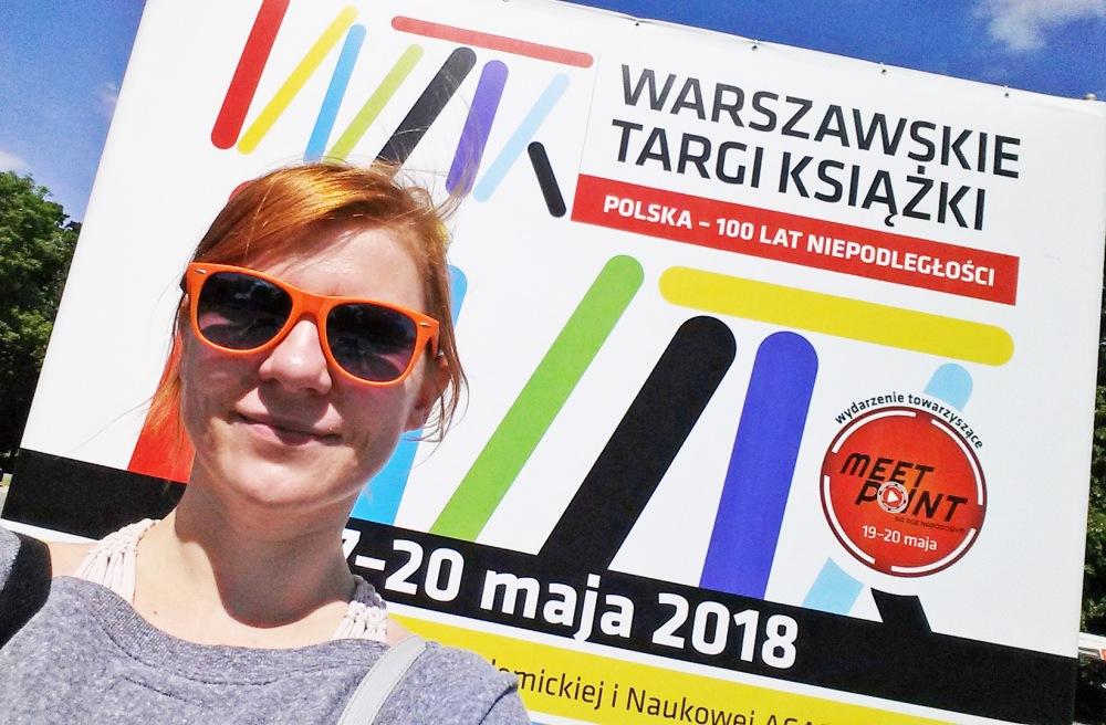 Warszawskie Targi Książki 2018