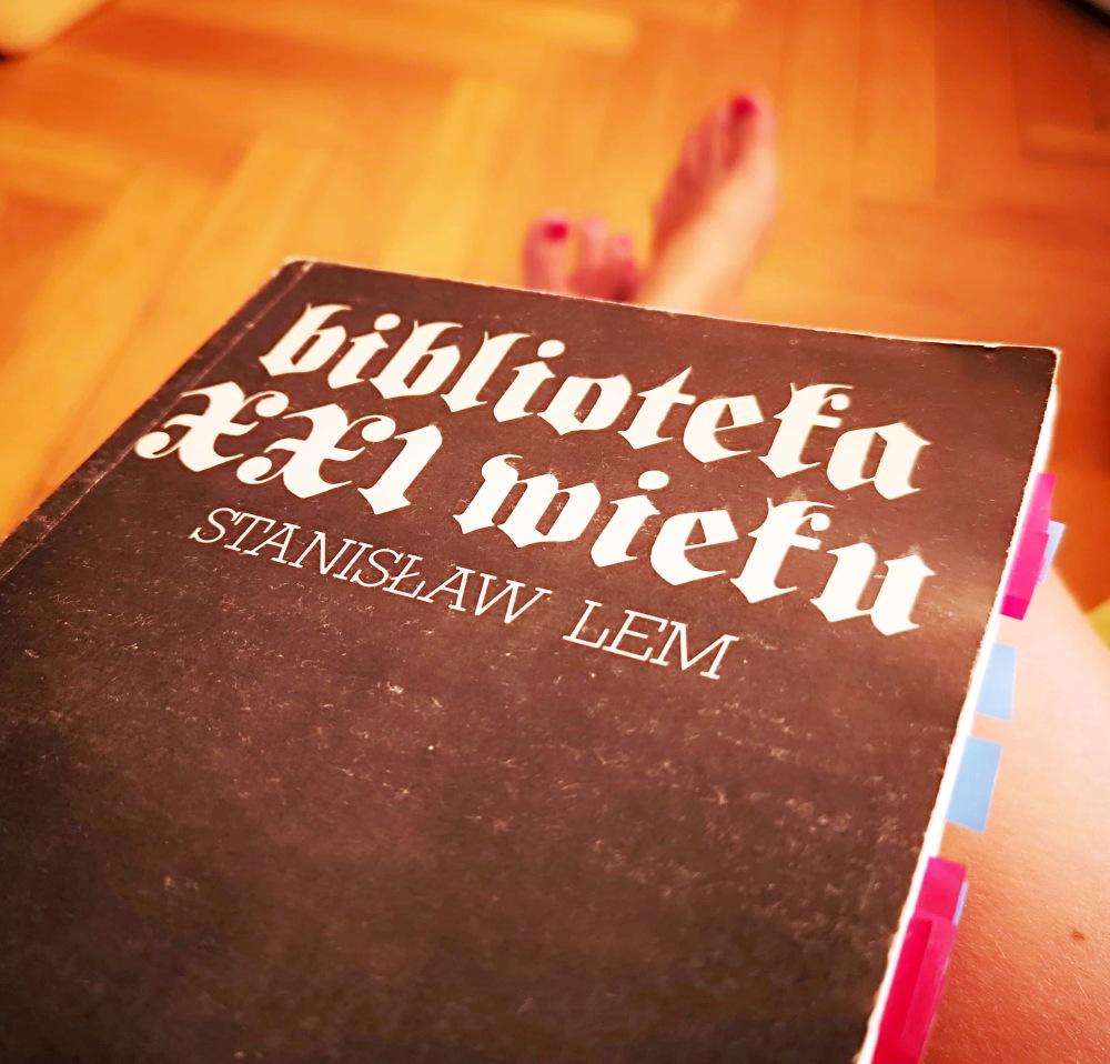 Biblioteka XXI wieku Stanisław Lem. Recenzja