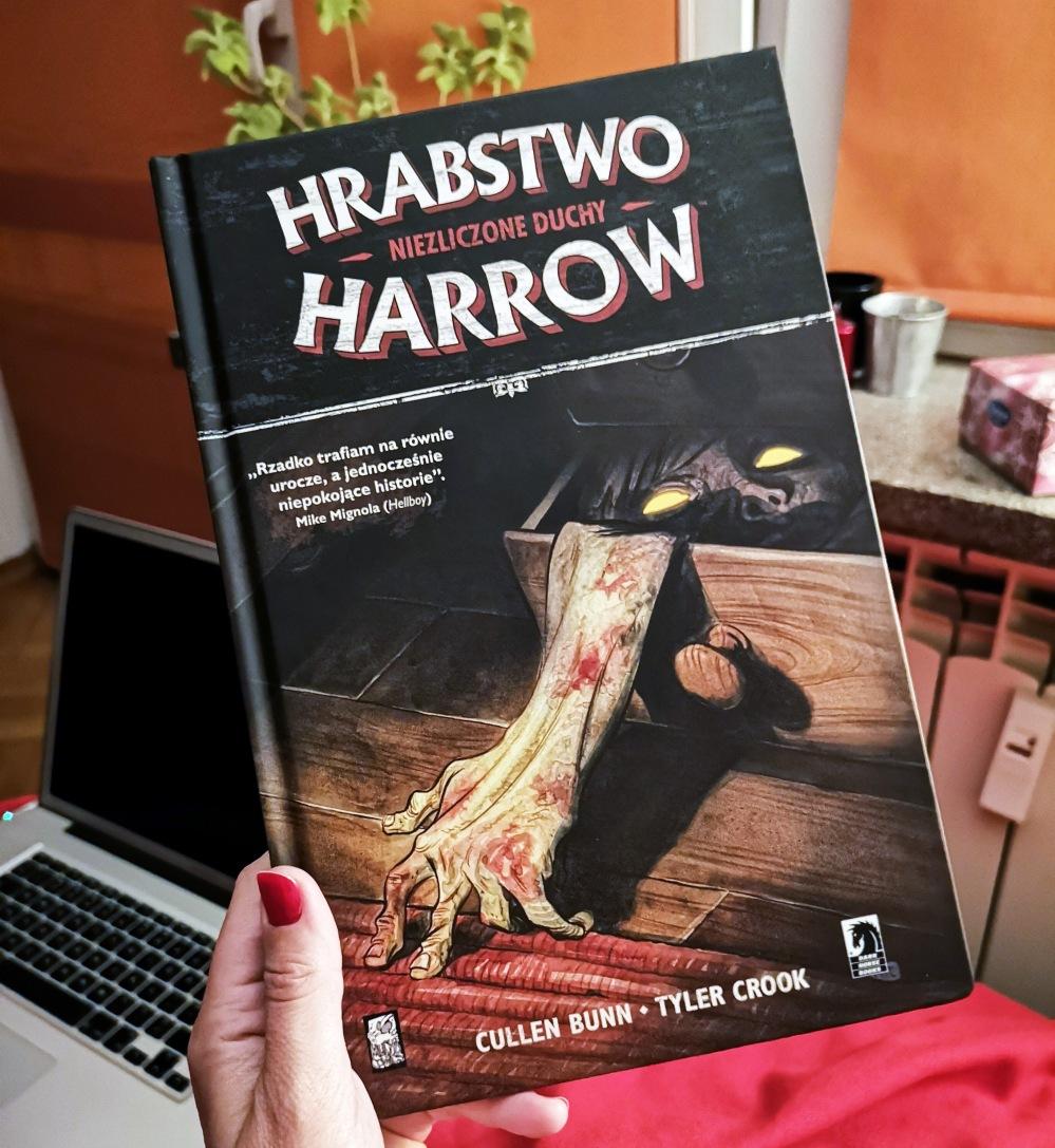 Hrabstwo Harrow. Recenzja komiksu