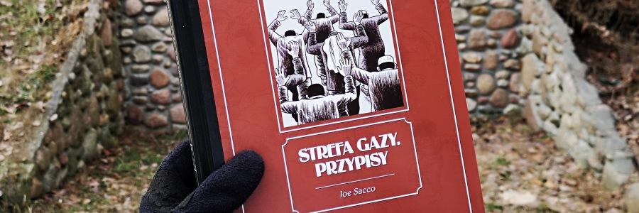 Strefa Gazy, Joe Sacco