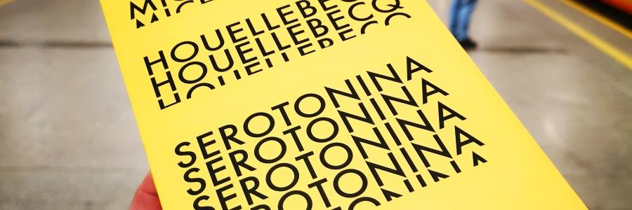 Serotonina, Houellebecq